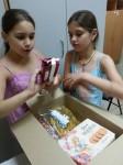 Помощь детскому лагерю переселенцев