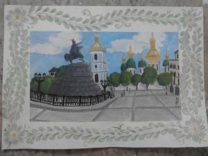 Мій рідний Київ_Ірина Левчук